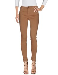 Hotel Particulier Jeans Camel
