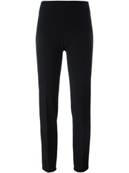 Cedric Charlier Cedric Charlier Slim Fit Trousers Black