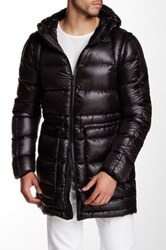 Hunter Original Long Down Jacket Black