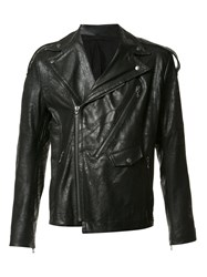 Julius Biker Jacket Black