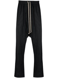 Rick Owens Drkshdw Dropped Crotch Track Trousers 60