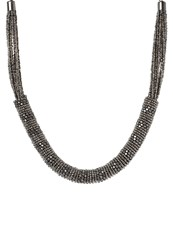 Vero Moda Vmdora Necklace Silvercoloured