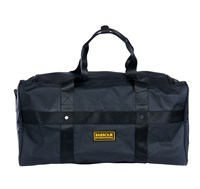 Barbour International Lockset Holdall Black