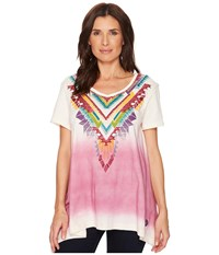 Double D Ranchwear Hold On Loosely Top String Clothing Neutral