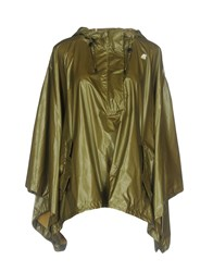 K Way Capes And Ponchos Military Green