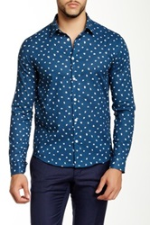 Billtornade Closer Shirt Blue