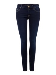 Replay Luz Skinny Fit Jeans Denim