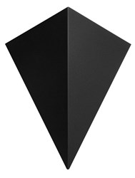 Estiluz A 3002 Led Wall Sconce A 3002L 56 Black Matt