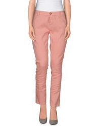 Truenyc. Casual Pants Salmon Pink