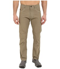 Kuhl Revolvr Lean Pants Khaki Men's Casual Pants