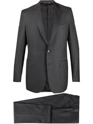 Canali Pinstriped Two Piece Suit 60