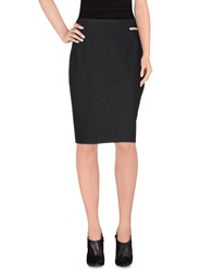 Martinelli Skirts Knee Length Skirts Women Steel Grey