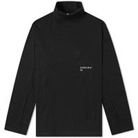 Ambush Long Sleeve Turtleneck Tee Black