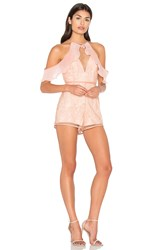 Alice Mccall Your Disco Needs You Playsuit Rose