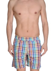 Hackett Swimming Trunks Orange