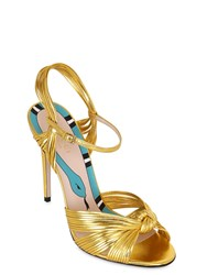 Gucci 110Mm Multi Strings Leather Sandals