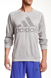 Adidas Crew Sweater Gray