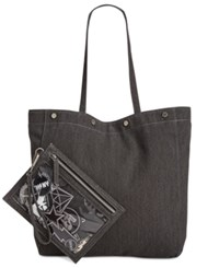 Steve Madden Easton Diy Large Tote A Macy's Exclusive Style Charcoal