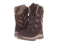 Jack Wolfskin Lake Tahoe Texapore Mocca Women's Shoes Brown