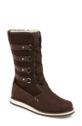 Helly Hansen 'Hedda' Boot Women Coffe Bean Woodsmoke