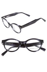 Derek Lam Women's 45Mm Glasses Midnight Feather