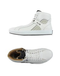 Cesare Paciotti 4Us Footwear High Tops And Trainers Men White