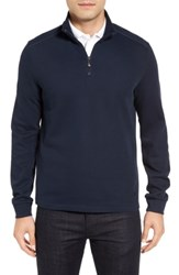 Boss Green 'Piceno' Quarter Zip Sweatshirt