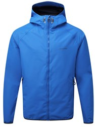 Craghoppers Men's C65 Waterproof Lite Jacket Blue