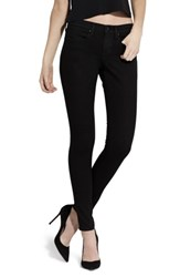 Ayr Women's The Skinny Jeans Jet Black