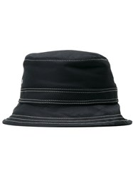 Thom Browne Classic Bucket Hat Blue