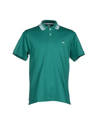 Harmontandblaine Topwear Polo Shirts Men Green