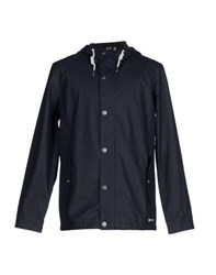 Minimum Coats And Jackets Jackets Men Dark Blue