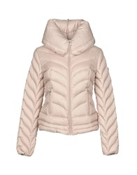 Guess Down Jackets Light Pink