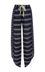 Lemlem Edna Striped Fly Away Pant