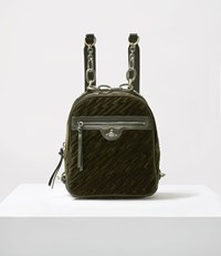 Vivienne Westwood Coventry Backpack Green