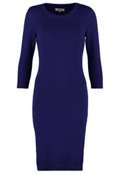 Zalando Essentials Jumper Dress Dark Blue