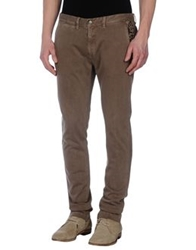 Jeordie's Casual Pants Dove Grey