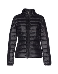 Fornarina Down Jackets Black