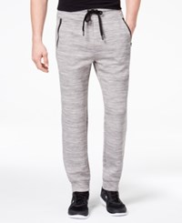 32 Degrees Men's Performance Jogger Pants Light Grey
