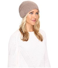Ugg Luxe Oversized Beanie Stormy Grey Heather Beanies White