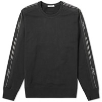 Givenchy Band Detail Crew Sweat Black