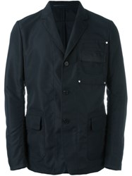 Givenchy Multi Pocket Shirt Jacket Black
