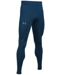 Under Armour Men's Heatgear Compression Leggings Blue