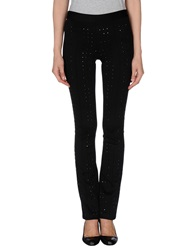 Compagnia Italiana Casual Pants Black