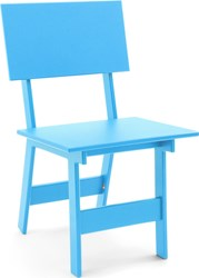 Loll Designs Emin Outdoor Dining Chair Sky Blue
