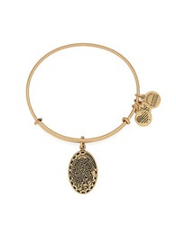 Alex And Ani Daughter Charm Bangle Gold