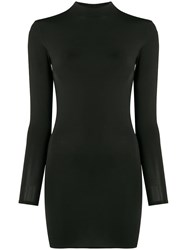 Maison Close Pure Tentation Dress Black