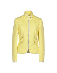 Husky Jackets Yellow