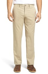 Tommy Bahama Men's Big And Tall Offshore Flat Front Pants Khaki