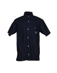 Murphy And Nye Shirts Dark Blue